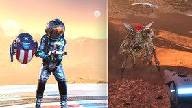 Úlet na rudé planetě. Recenze Far Cry 5: Lost on Mars