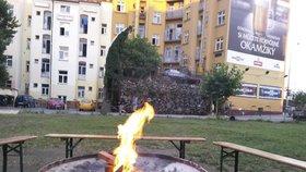 Vyprávění u táboráku: Cross klub hostí Příběhy u ohně
