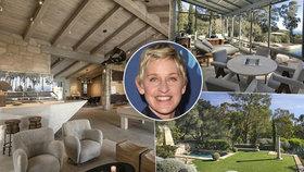 Americká lesbická moderátorka prodala svůj dům za 748 milionů korun