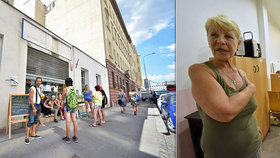 Bezpečí pro bezdomovkyně a transgender bezdomovce u Florence: Hrozí, že prostor zanikne