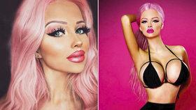 Česká Barbie Jiráčková o své narušené psychice: Chtěla jsem se zabít