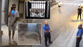 Co jste, strážníci, co jste (ne)dělali? Cizinec se vloupal do domu, hlídka ho nechala jít