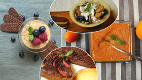 Zdravě a rychle: 4 recepty na ovocné dobroty, po kterých budete jako lunt!