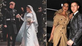 Prominentní host ze svatby Harryho s Meghan šokoval! Tohle po dvou měsících?