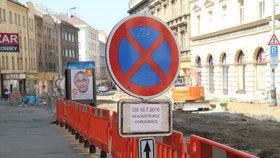 Další kolaps na Žižkově?! Část rušné Koněvovy ulice se až do října zcela uzavírá