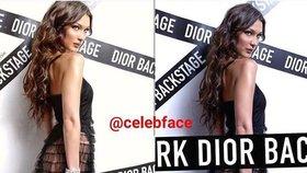 Instagramový účet odhaluje slavné krásky: Přiznejte, jak vypadáte bez retuší!