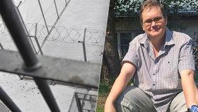 """Drsná zpověď """"napraveného"""" vězně: Za 20 let za mřížemi Jiří (55) zažil ledacos, třeba i sebevraždy spoluvězňů"""