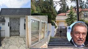 Slavné nemovitosti zmizelého podnikatele Moťovského: Gottland rezne, S-club vzkvétá!