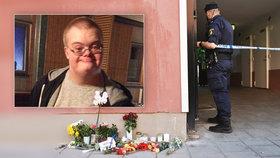 """Eric (†20) vyšel na ulici s hračkou. Autistu se """"samopalem"""" zastřelila policie"""