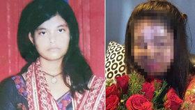 Dívka v 15 letech odmítla souseda, znetvořil ji kyselinou