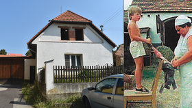 Slunce, seno po 35 letech: Vesnice v rozkladu, dům Škopkové v rekonstrukci!