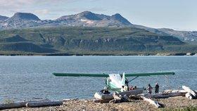 Tragédie Poláků na Aljašce: Pád vyhlídkového letadla nepřežili čtyři lidé