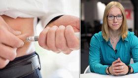 Každý dvanáctý Čech má cukrovku, 100 tisíc lidí o tom neví. Hrozí poškození ledvin i slepota
