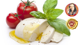 Test mozzarell: Jedno zakopnutí a sýr byl na světě
