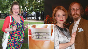 Doležalová dva týdny tajila, že porodila: Dceři dala nezvyklé jméno