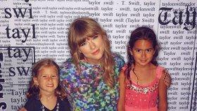 Celebrity na síti: Veselo bylo v Legolandu i na koncertě Taylor Swift