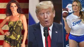 Uplácel milenky. Trumpův kamarád se rozpovídal o prezidentových záletech