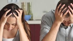 Rodičovské vyhoření ničí manželství. Jak si zachránit vztah?