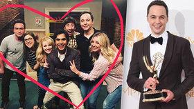 Teorie velkého třesku končí: Stojí za koncem seriálového fenoménu představitel vědátora Sheldona Coopera?
