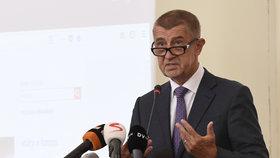 Babiš vidí odchod Česka z EU jako hrozbu. Pro migranty má špatnou zprávu