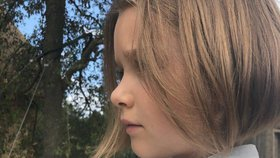 Harper Beckham se nechala ostříhat. Vypadá jako máma před lety!