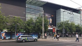 Dvě nahlášené bomby na Andělu během 24 hodin! Falešný poplach zaměstnal stovky policistů