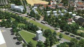 Výstavba Radlické radiály: Z tunelů Butovice a Jinonice má být jeden, prostor mezi nimi se zakryje