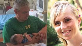 Majka (†33) zemřela při porodu: Poslední slova vyřkla z kómatu!