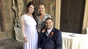 Ochrnutý Muž roku Martin Zach: Oženil se!