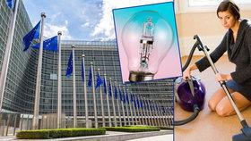 """Už žádné zákazy žárovek a vysavačů: Jak mohou Češi zabránit """"diktátu"""" Bruselu"""