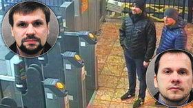 Pátrání po travičích Skripala: Britové odhalili třetího člena ruské rozvědky