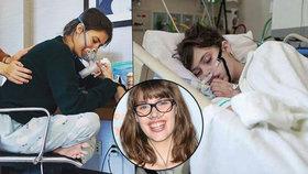 Slavná Youtuberka (†21) zemřela týden po transplantaci plic. Dostala mrtvici a odpojili ji od přístrojů