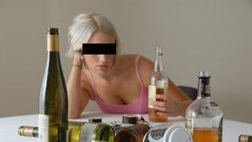 Servírka (22) se v práci opila namol!: Své panáky účtovala hostovi