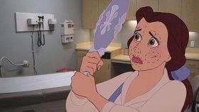 I Disney by plakal: Tyhle fotky postaviček z ikonických filmů vás dostanou!