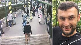 Záhadné zmizení Michala: Nasedl do vlaku mířícího do Prahy, pak se po něm slehla zem