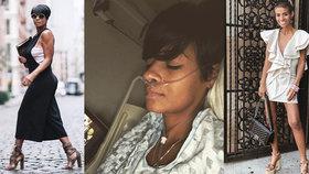 Hvězda (†40) Instagramu, kterou sledovalo půl milionu lidí, prohrála boj s rakovinou