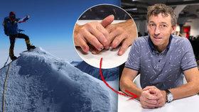 Horolezec Ivo popsal smrt na Mount Everestu. Sám přišel o čtyři prsty