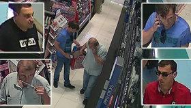"""""""Vyvoněná"""" loupež na Zličíně: Zloději v obchodě opakovaně kradli parfémy za desítky tisíc"""