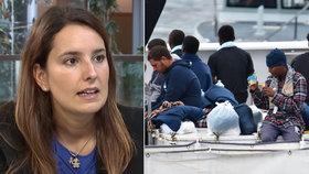 Babiš s migranty dopálil italskou europoslankyni. Pozvánka na pizzu mu ale platí