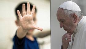 Sklony k pedofilii v církvi? Případy a oběťmi se bude zabývat speciální skupina