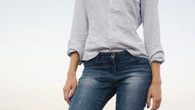 Moc těsné nebo obnošené? Díky těmto trikům vám džíny zase sednou!