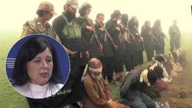 Češi obvinili džihádistu z plánování útoku. Jak chce Jourová bojovat proti teroru?