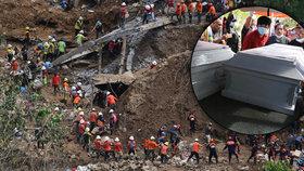 Filipíny po řádění tajfunu hlásí 81 obětí. A 70 nezvěstných má mizivou naději