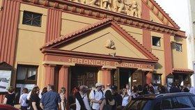Praha 4 hledá nájemce Branického divadla. Zájemci se mají hlásit do konce dubna
