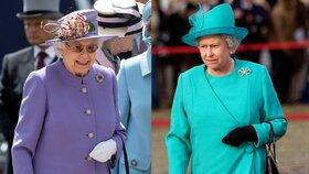 Tajemství stylu královny Alžběty: Odkud jsou její deštníky a proč nosí jasné barvy?