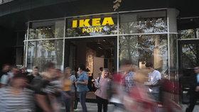 IKEA zřídila v centru Prahy teprve osmý »pop-up store«. Nábytek tu ale nekoupíte