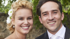 Svatba v Ulici už v pátek: Podívejte se, jak to Tereze bude slušet