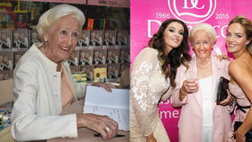 Dáma, která dala Češkám make-up: Přezdívku Lady Dermacol mi dali na veletrhu, říká Olga Knoblochová