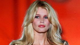 Claudia Schifferová o kariéře supermodelky: Kalhotky mi hlídali bodyguardi!