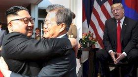 Nositel Nobelovy ceny míru bude znám už dnes. Favority jsou Trump, Kim a Mun. Šanci má i Merkelová